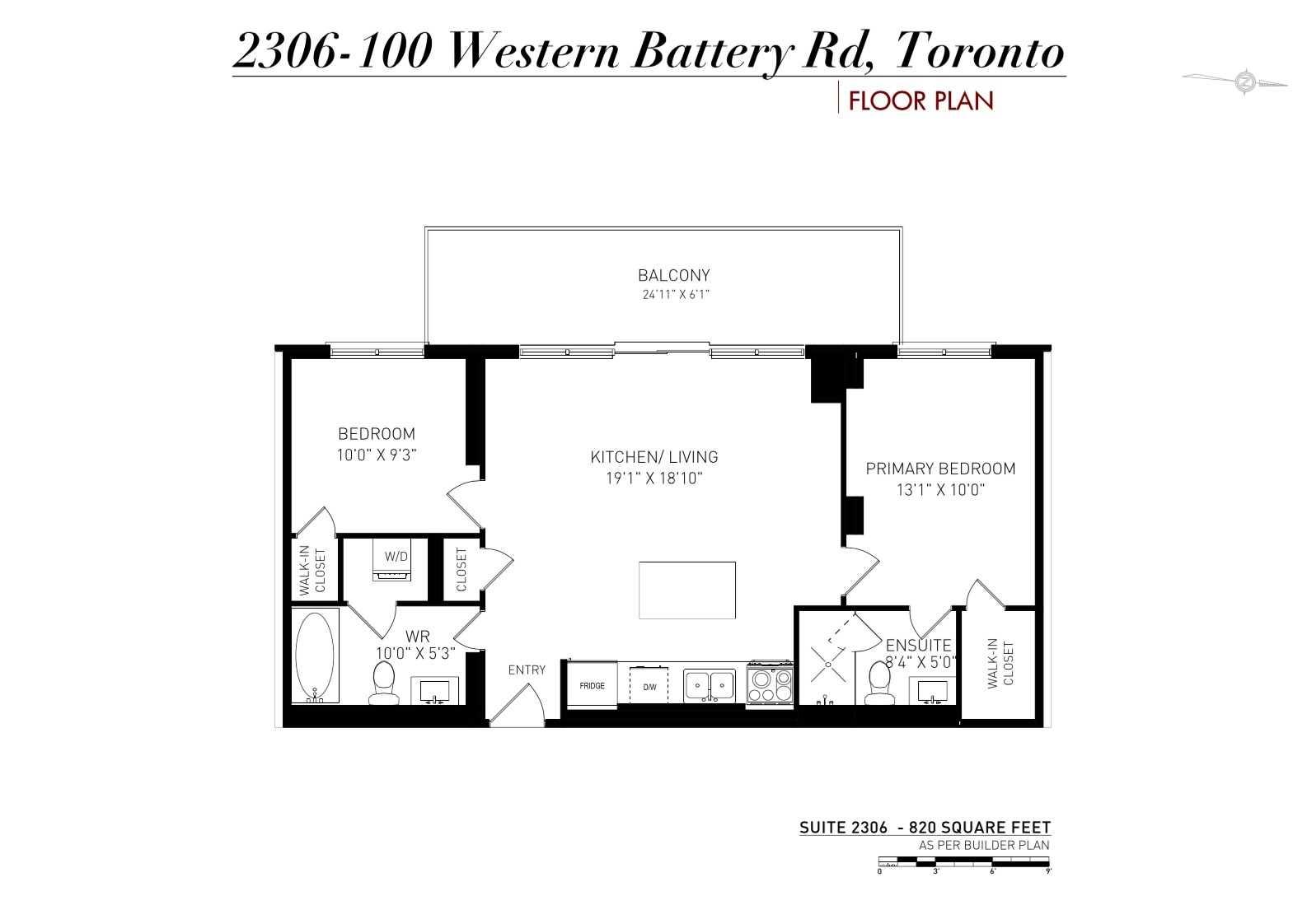 2306-100 Western Battery Road - Steve Jelenic Toronto