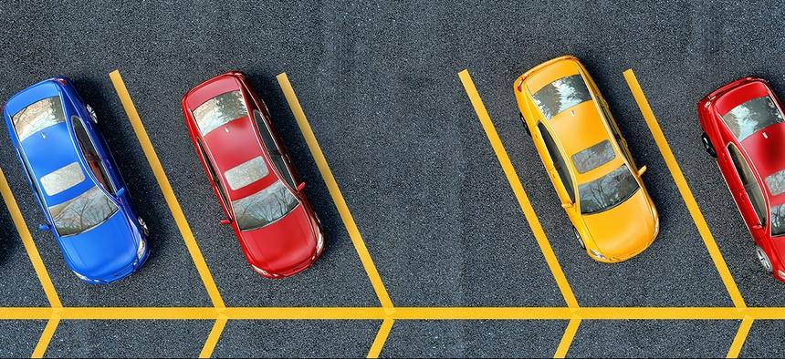 Car Parking - Steve Jelenic Toronto